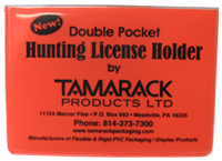 Tamarack Hunting License Holder